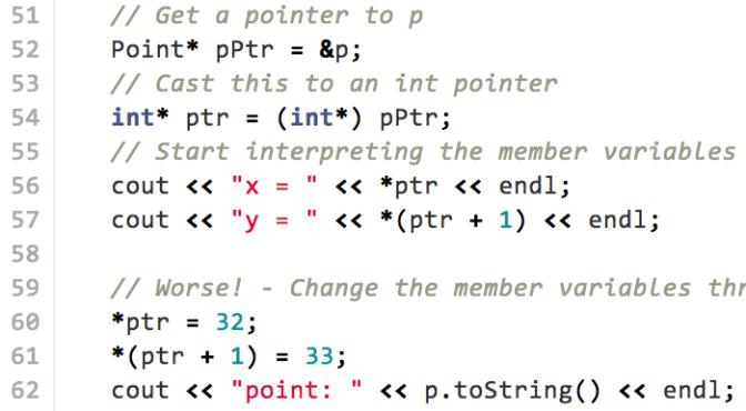 Private? The false assurances of C++