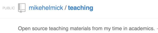 Need teaching materials?